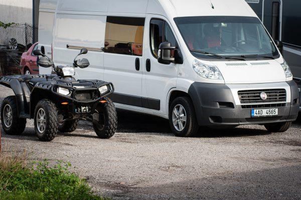 Fiat Ducato – 7 míst
